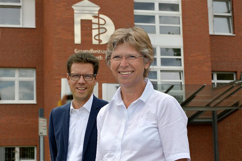 Verbesserung der ärztlichen Versorgung im nördlichen Ruhrgebiet - Image